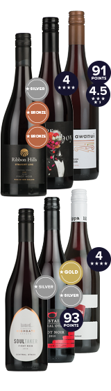Pinot Noir (Central Otago) 6 Pack
