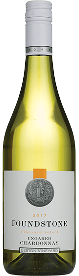 Foundstone Vineyard Selection Unoaked Chardonnay 2019