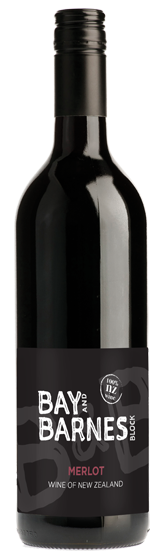 Bay & Barnes East Coast Merlot 2020