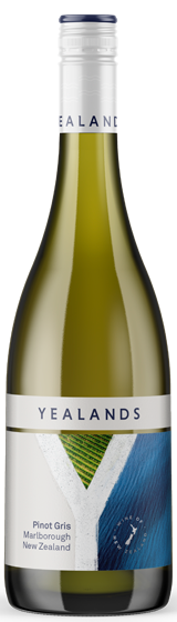 Yealands Marlborough Pinot Gris 2019