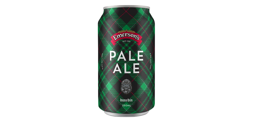 Emersons Pale Ale 6-Pack (330ml Cans)