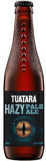 Tuatara Hazy Pale Ale (500ml)