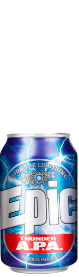 Epic Thunder APA 6-Pack (330ml Cans)