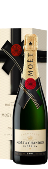 Moet & Chandon Brut NV Champagne - Gift Box
