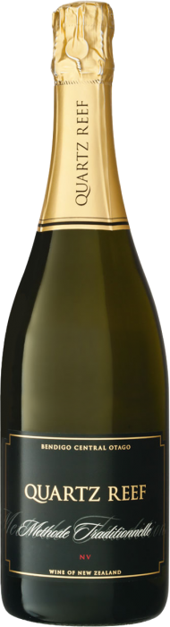 Quartz Reef Central Otago Methode Traditionnelle Brut NV