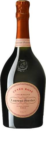 Laurent-Perrier Champagne Cuvee Rose NV