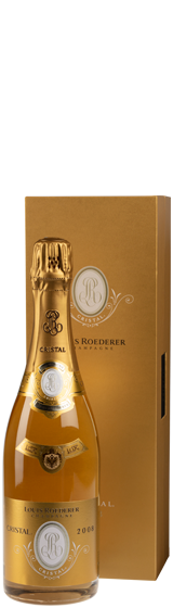 Louis Roederer Cristal Champagne 2012