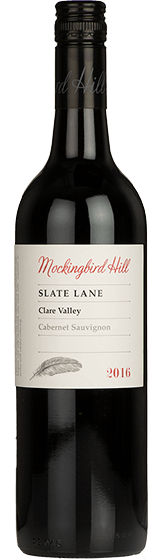 Mockingbird Hill Slate Lane Clare Valley Cabernet Sauvignon 2016