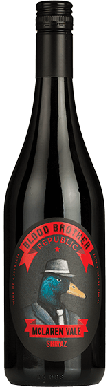 Blood Brother Republic McLaren Vale Shiraz 2018