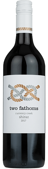 Two Fathoms Currency Creek Shiraz 2017