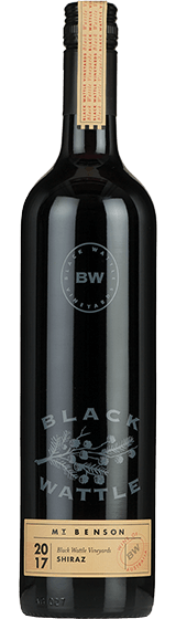 Black Wattle Mount Benson Shiraz 2017