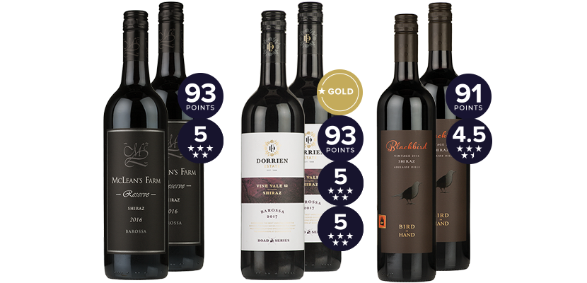 Shiraz Premium 6 Pack
