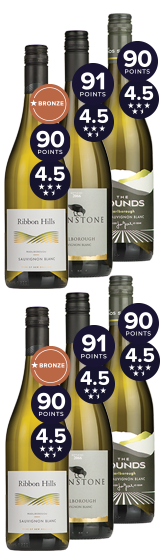 Sauvignon Blanc (Marlborough) 6 Pack