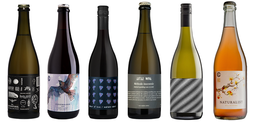 Natural Wine Mixed 6-Pack