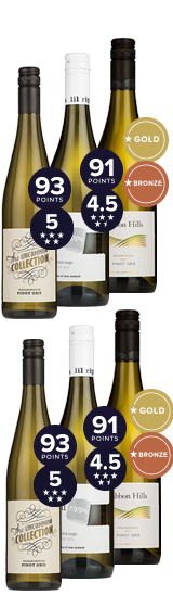 Pinot Gris 6 Pack