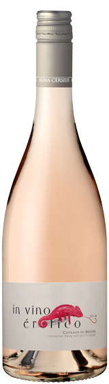 In Vino Erotico IGP Coteaux de Béziers French Rose 2019