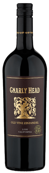 Gnarly Head Old Vine California Zinfandel 2018