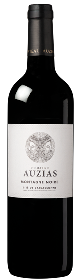 Auzias Montagne Noire Southern French Red Blend 2018