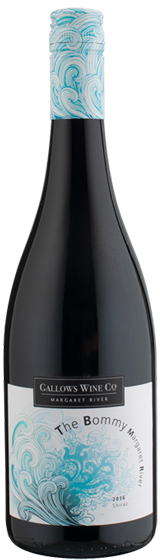Gallows Wine Co. The Bommy Margaret River Shiraz 2017