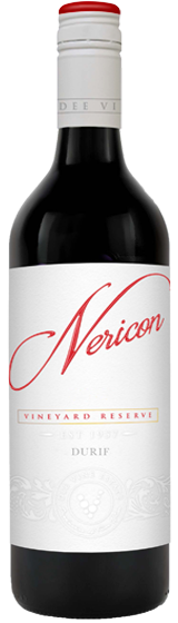 Dee Vine Estate Nericon Australian Durif 2018