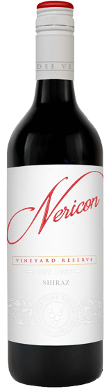 Dee Vine Estate Nericon Australian Shiraz 2018