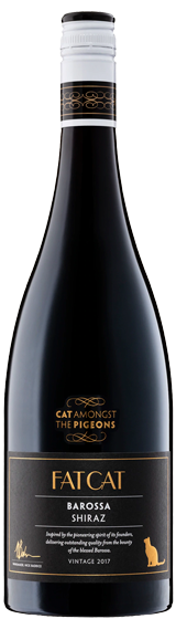 Cat Amongst The Pigeons Fat Cat Barossa Shiraz 2018