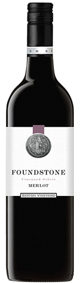 Foundstone Vineyard Selection South Australian Merlot 2019