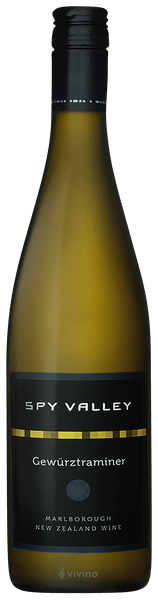 Spy Valley Marlborough Single Vineyard Gewurztraminer 2020