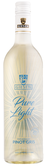 Giesen Estate Pure Light Marlborough Pinot Gris 2019