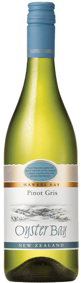 Oyster Bay Hawke's Bay Pinot Gris 2020