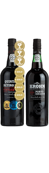 Krohn Vintage Port Duo