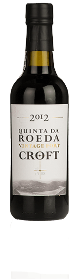 Croft Quinta Da Roeda Vintage Port 2012 375Ml Bottles