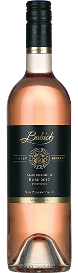 Babich Family Reserve Marlborough Rose 2017