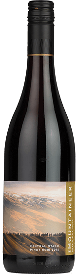 Mount Michael The Mountaineer Central Otago Pinot Noir 2016