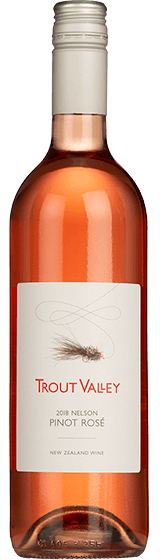 Trout Valley Nelson Rose 2018