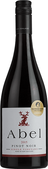 Able Single Vineyard Nelson Pinot Noir 2015