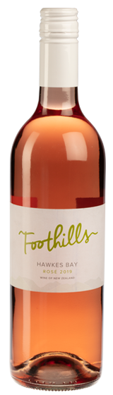 Foothills Hawkes Bay Rose 2019