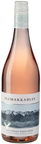 The Remarkables Central Otago Rose 2019