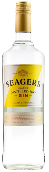 Seagers Gin 1L