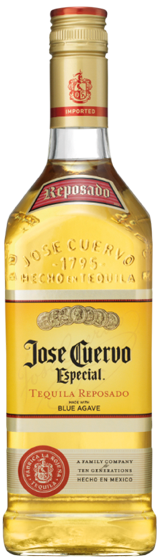 Jose Cuervo Especial Gold Tequila (700ml)