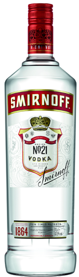 Smirnoff Red Label Vodka (700ml)