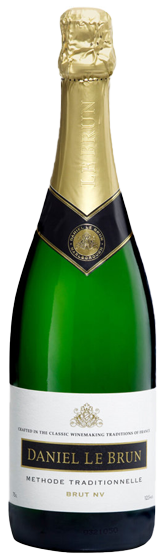 Daniel Le Brun Methode Traditionnelle Brut  NV