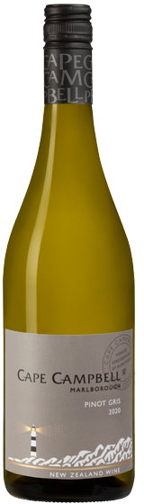 Cape Campbell Marlborough Pinot Gris 2020