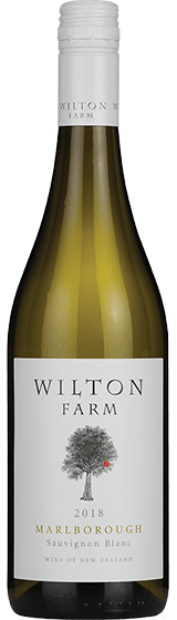 Wilton Farm Marlborough Sauvignon Blanc 2018