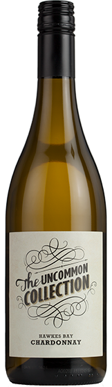 The Uncommon Collection Hawkes Bay Chardonnay 2018