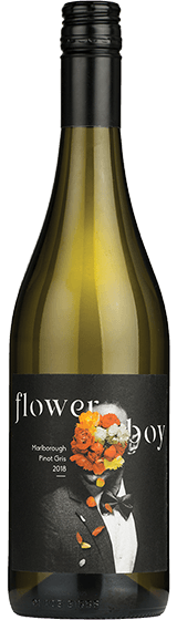 Flower Boy Marlborough Pinot Gris 2020