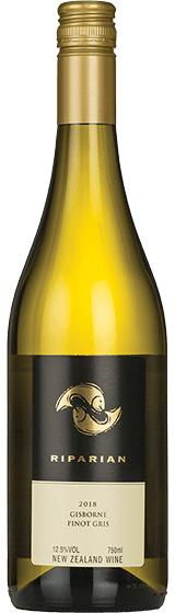 Riparian By Coopers Creek Gisborne Pinot Gris 2018
