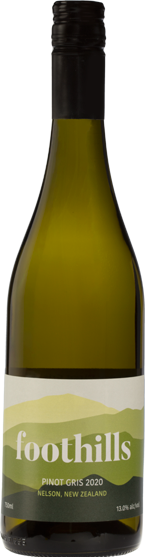 Foothills Nelson Pinot Gris 2020
