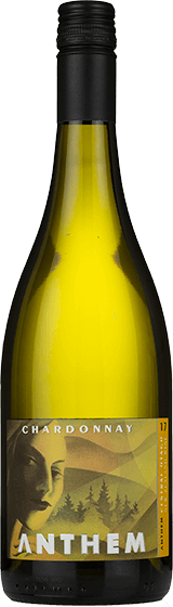 Anthem Central Otago Chardonnay 2017