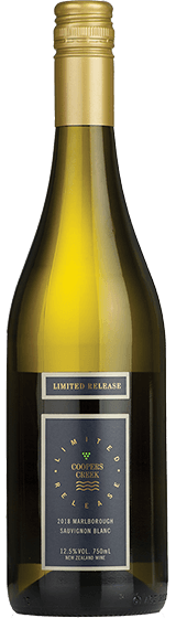 Coopers Creek Limited Release Marlborough Sauvignon Blanc 2018